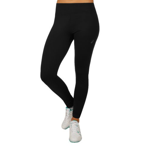 Asics Training Long Spiral Tight Training Pants Women - Black