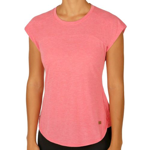Asics Training Shortsleeve T-Shirt Women - Pink