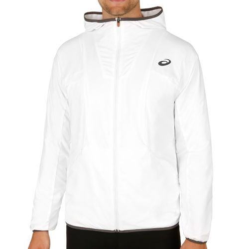 Asics Athlete Training Jacket Men - White