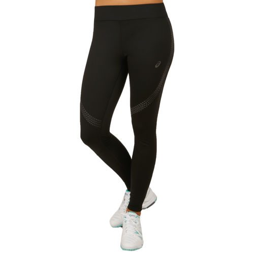 Asics Lite-Show Winter Tight Training Pants Women - Black