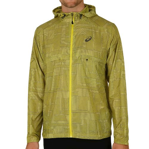 Asics FuzeX Packable Training Jacket Men - Yellow