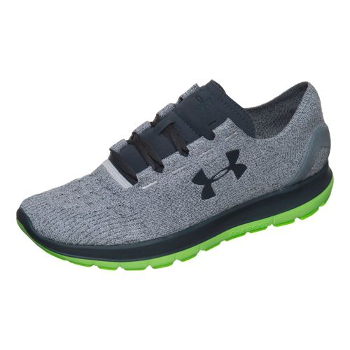 Under Armour Speedform Slingride Neutral Running Shoe Men - Grey, Green