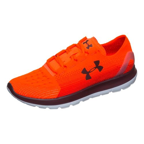 Under Armour Speedform Slingride Fade Neutral Running Shoe Men - Orange, Red