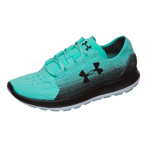 Under Armour Speedform Slingride Fade Neutral Running Shoe Women - Turquoise, White