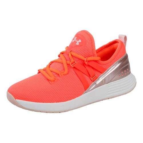 Under Armour Breathe Fitness Shoe Women - Coral, Pink