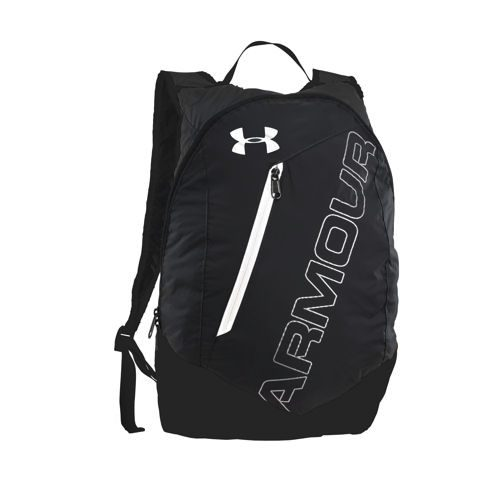 Under Armour Adaptable Backpack - Black, White