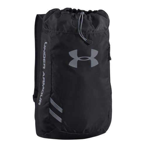 Under Armour Trance Sports Bag - Black, Silver