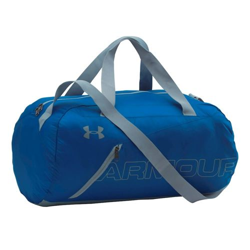 Under Armour Adaptable Sports Bag - Blue, Silver