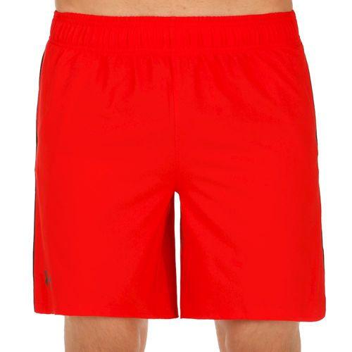"Under Armour Heatgear Mirage 8"" Shorts Men - Red, Black"
