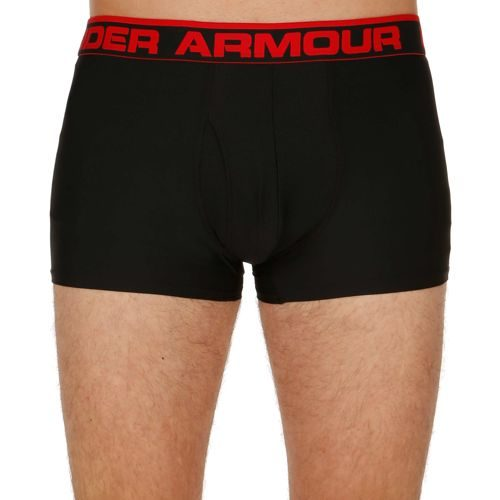 Under Armour The Original 3 Boxer Shorts Men - Grey, Red