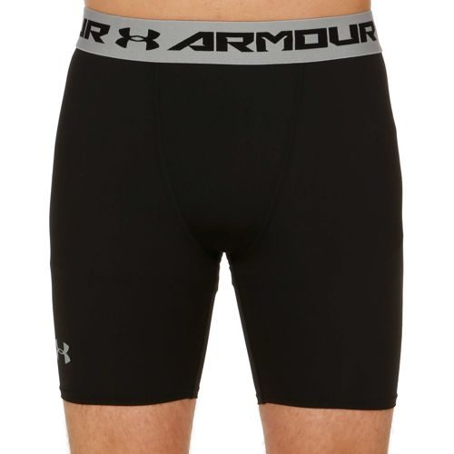 Under Armour Heatgear Armour Compression Shorts Men - Black
