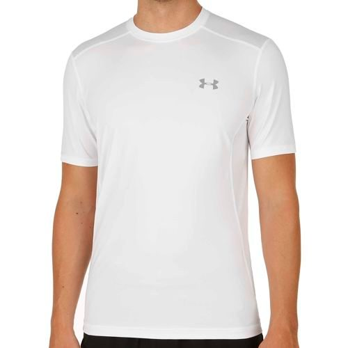 Under Armour Andy Murray Raid T-Shirt Men - White, Grey