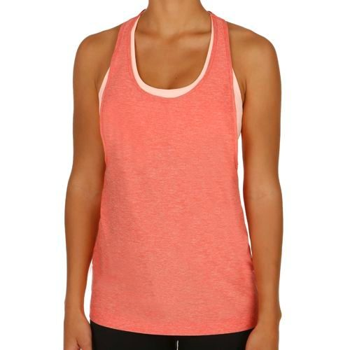 Under Armour Muscle Bra Top Women - Coral
