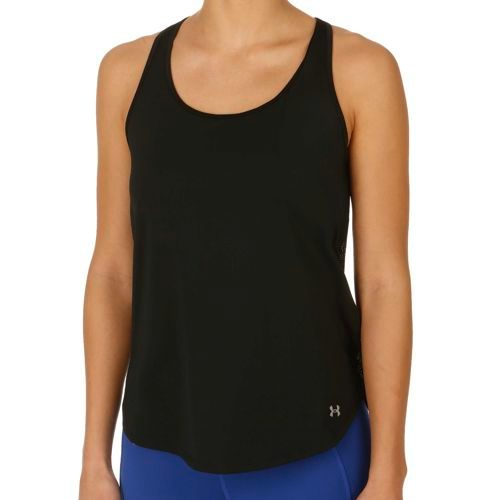 Under Armour Fly By Tank Top Women - Black