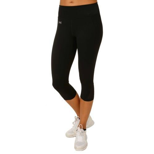 Under Armour Fly By 3/4 Running Pants Women - Black