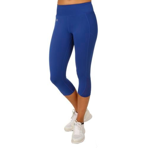 Under Armour Fly By 3/4 Running Pants Women - Dark Blue