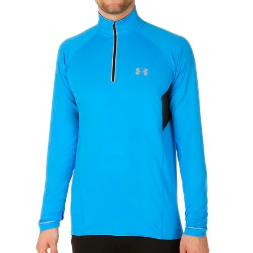 Under Armour Launch 1/4 Zip Men - Blue, Black