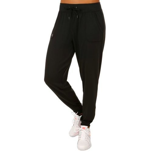 Under Armour Tech Training Pants Women - Black, Silver