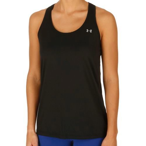 Under Armour Tech Tank Top Women - Black, Silver