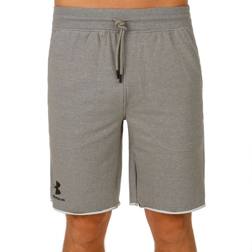 Under Armour Beast Terry Shorts Men - Grey, Black
