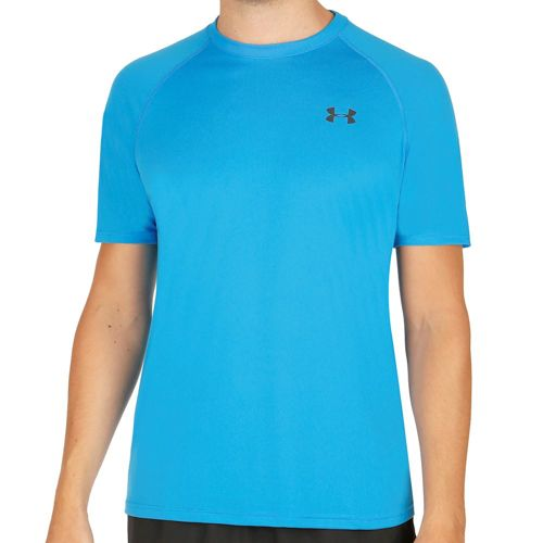 Under Armour Tech Short Sleeve Men - Blue