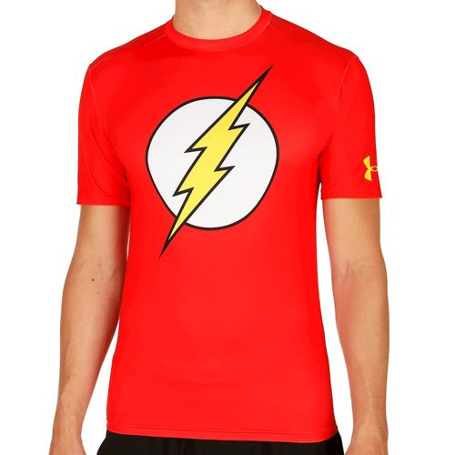 Under Armour Alter Ego Compression T-shirt Men - Red