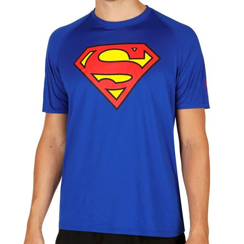 Under Armour Alter Ego Core Superman T-Shirt Men - Blue, Red