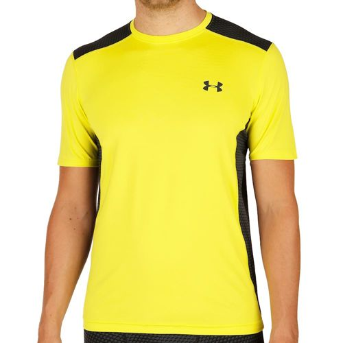 Under Armour Raid T-Shirt Men - Yellow