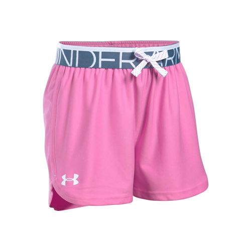Under Armour Play Up Shorts Girls - Violet