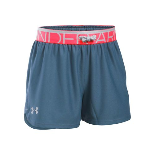 Under Armour Play Up Shorts Girls - Dark Blue
