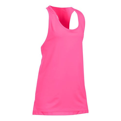 Under Armour Luna Tank Top Girls - Pink