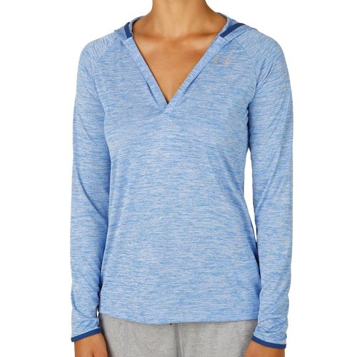 Under Armour Tech Twisted Hoody Women - Blue