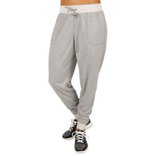Under Armour Tech Twisted Training Pants Women - Grey