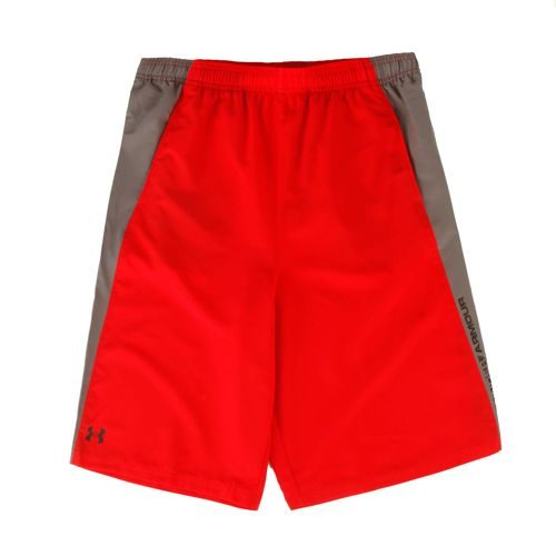 Under Armour Skill Woven Shorts Boys - Red