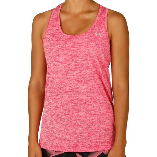 Under Armour Tech Twist Tank Top Women - Pink