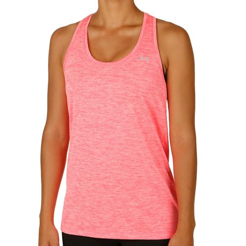Under Armour Tech Twist Tank Top Women - Coral