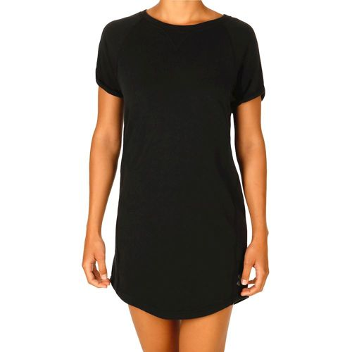 Under Armour French Terry Dress Women - Black