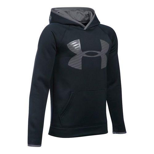 Under Armour Storm AF MagZip Hoody Boys - Black