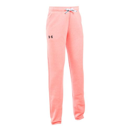 Under Armour Favorite Fleece Training Pants Girls - Pink