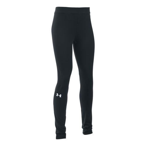 Under Armour Favorite Knit Training Pants Girls - Black