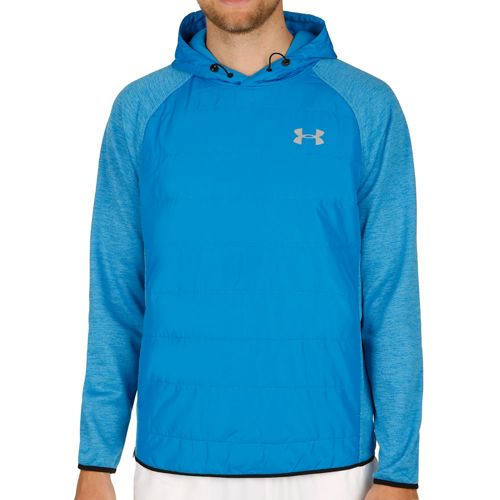 Under Armour Swacket Insulated Popover Hoody Men - Blue