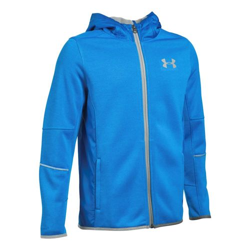 Under Armour Swacket Fullzip Training Jacket Boys - Blue