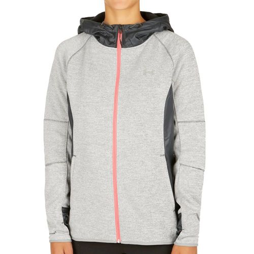Under Armour Storm Swacket Fullzip Training Jacket Women - Grey