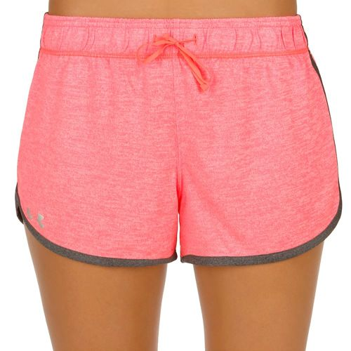 Under Armour Tech Twist Shorts Women - Coral