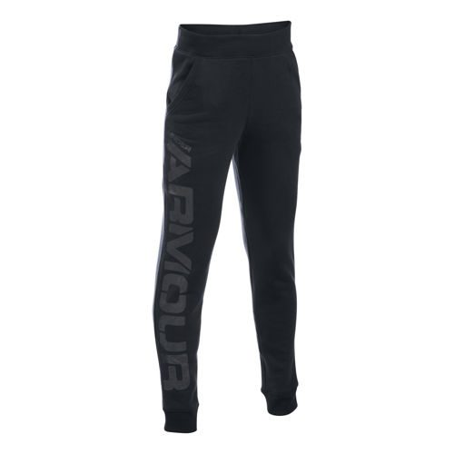 Under Armour Sportstyle Jogger Training Pants Boys - Black