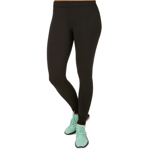 Under Armour Favorite Leggings Women - Black, Silver