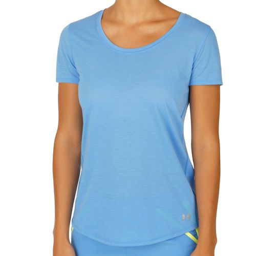 Under Armour Streaker T-Shirt Women - Blue