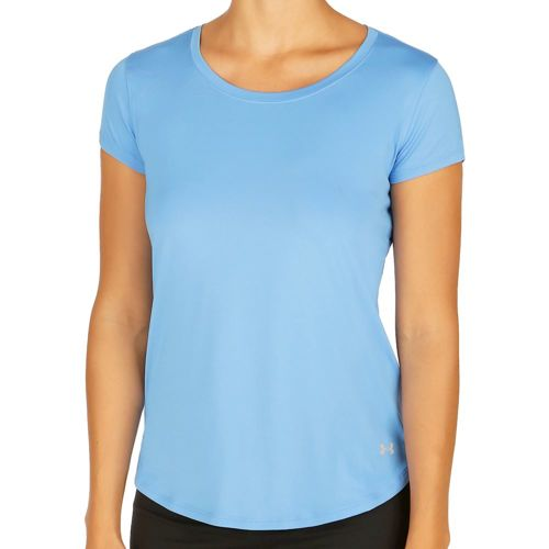 Under Armour Fly By T-Shirt Women - Blue
