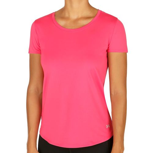 Under Armour Fly By T-Shirt Women - Pink
