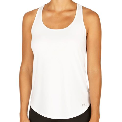 Under Armour Fly By Women - White